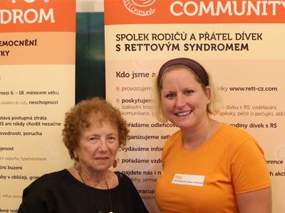 Rett-Syndrom-Konferenz der Rett-Community in Prag 2018