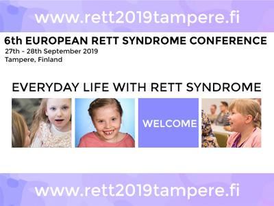 Rett-Kongress Tampere 2019